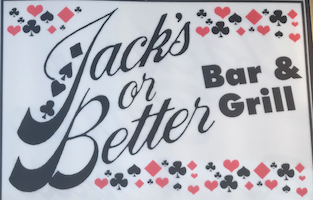 Jacks or Better Bar